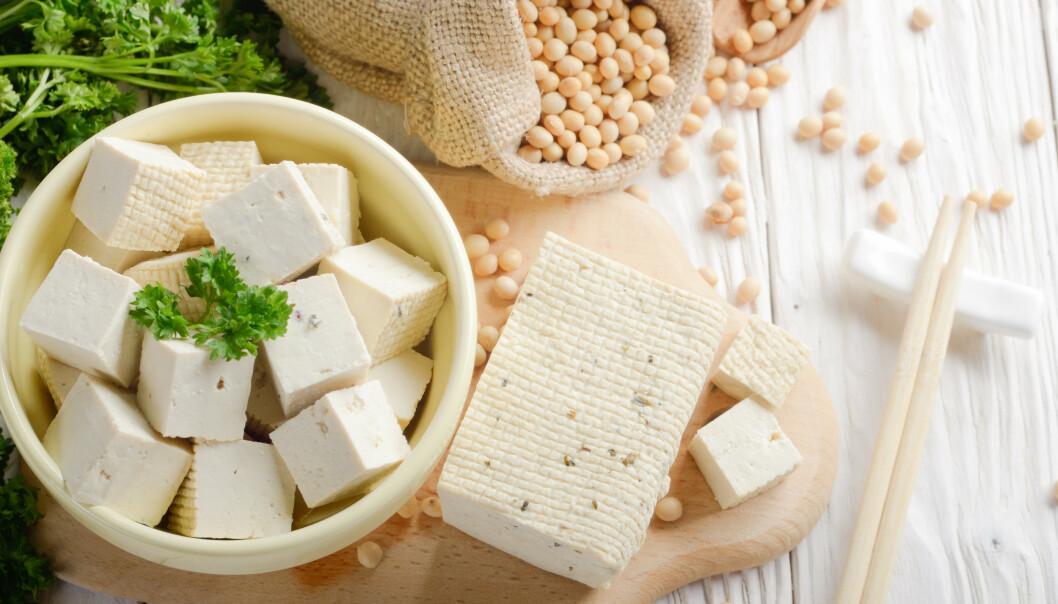 SOYAPRODUKTER: I dag kan vi få kjøpt alt fra melk til pølser laget med soya, men hvor sunt er det egentlig? FOTO: NTB Scanpix