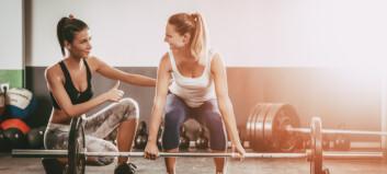 9 myter om styrketrening som du må slutte å tro på!