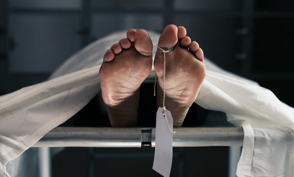 DØDEN: Vi skal alle ha en dødsårsak, de hyppigste i Norge er i endring i takt med medisinsk utvikling og økt levealder. Foto: Shutterstock.