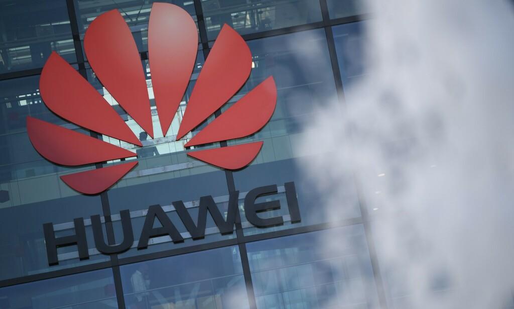 AVVIST: Huawei får ikke medhold i at utestengelse fra det amerikanske markedet er grunnlovsstridig. Det har en føderal domstol i USA besluttet. Illustrasjonsfoto: Daniel Leal-Olivas / AFP / NTB Scanpix