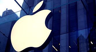 image: Apples virusfrykt ga børsnedgang