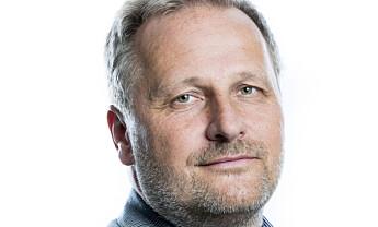 <strong>SUR:</strong> Unios forhandlingsleder Klemet Rønning-Aaby tordner mot kritikken av lønnsoppgjøret i staten. Foto: Unio