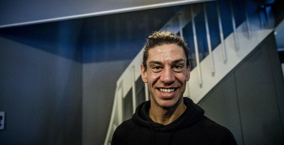 Yngvar Andersen er treningsekspert og motivator. Han har skrevet flere bøker om trening, blant annet Kom i form 60+, sammen med idrettslege Thor-Øistein Endsjø. Foto: Christian Roth Christensen / Dagbladet