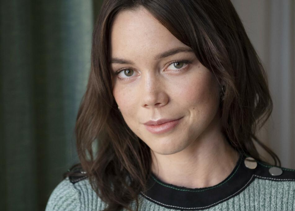 HEDDA STIERNSTEDT: Den svenske skuespilleren, kjent fra TV-serien «Vår tid är nu», er aktuell i den norske filmen «Fjols til fjells». FOTO: NTB scanpix