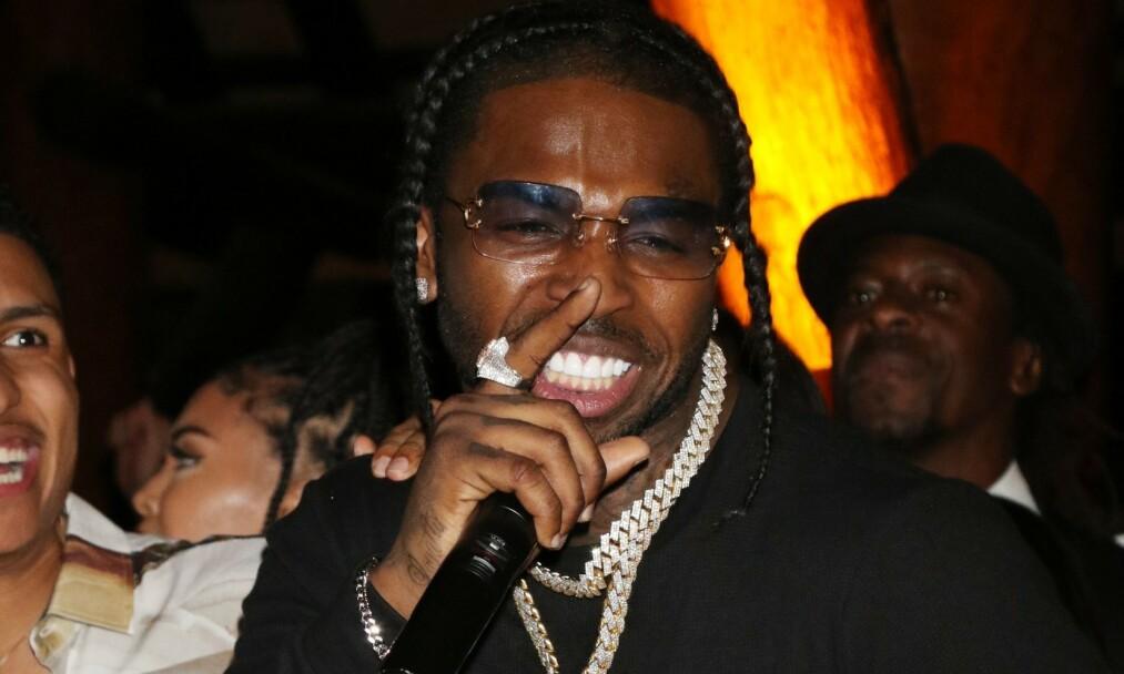 <strong>DØD:</strong> Artisten Pop Smoke ble bare 20 år gammel. Overfor Rolling Stone bekrefter politiet at han ble skutt og drept av innbruddstyver. Foto: NTB scanpix