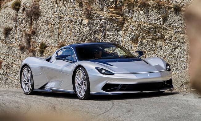 image: Verdens dyreste bil til Norge