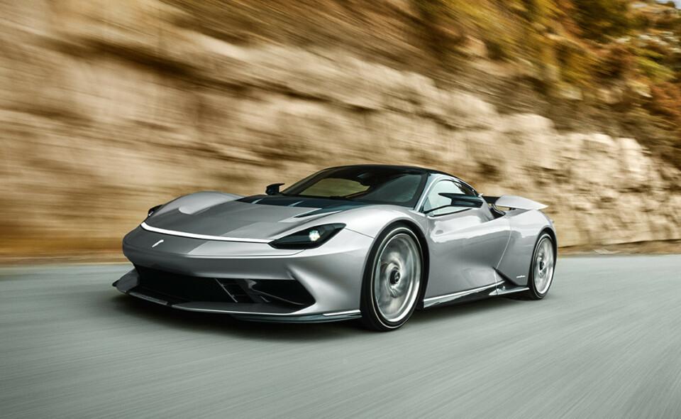 21 MILLIONER: Verdens dyreste bil koster noen kroner, men skal visstnok være et investeringsobjekt. Foto: Pininfarina