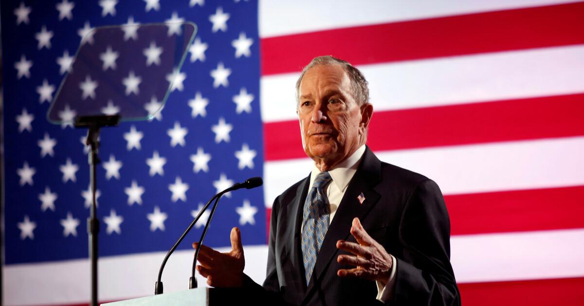 Går i strupen på Bloomberg