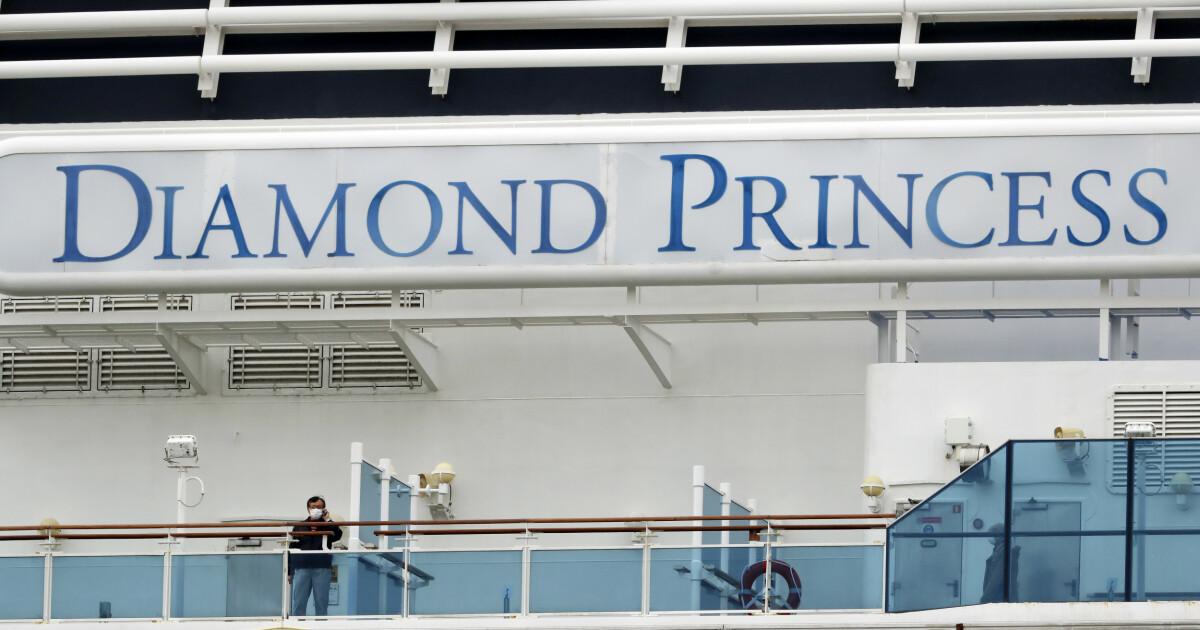 To coronavirus-dødsfall på cruiseskip