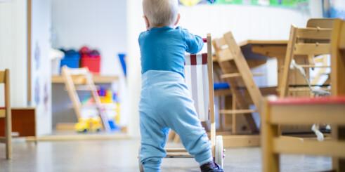 Vil du ha billigere eller gratis barnehageplass, må du søke nå