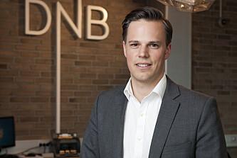 - AVPUBLISERER: Informasjonsdirektør og ansvarlig redaktør for DNB Nyheter, Even Westerveld. Foto: Stig B. Fiksdal