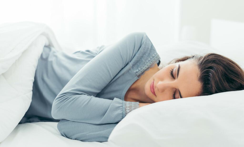 SOV BEDRE: For å få bedre søvn viser forskning at det er mye du selv kan gjøre, uten hjelp fra for eksempel medisiner. Foto: NTB Scanpix