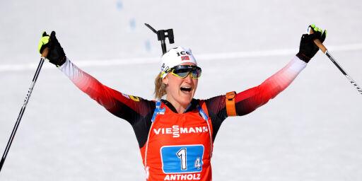 image: VM-gull til Norge. Svensk rival knust