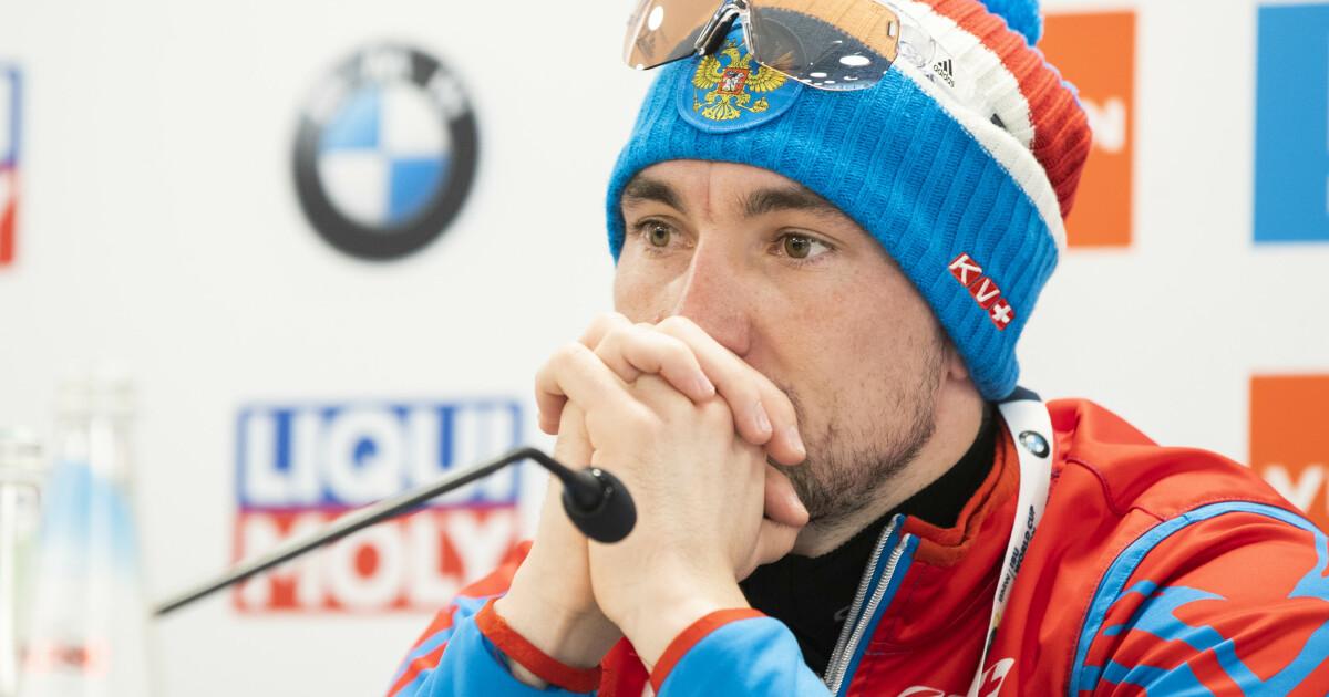 Politirazzia Aleksandr Loginov skiskytter-VM 2020