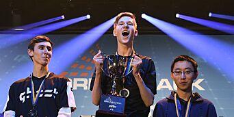 image: Norsk 15-åring vant 30.000 dollar i Fortnite-turnering