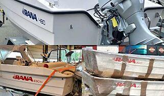 image: Advarer: - Mangler på ALLE Rana-båtene
