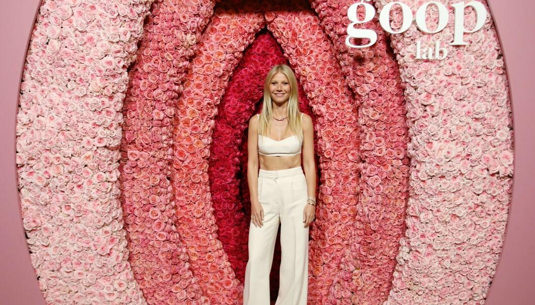 LAGER OVERSKRIFTER: Gwyneth Paltrow har vært mye i media grunnet sitt alternative syn på helse og livsstil. Foto: NTB Scanpix