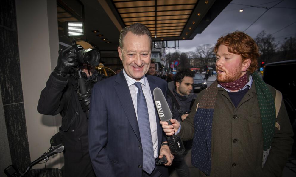 KJØPER: Bjørn Rune Gjelsten eier fra før Sport1-kjeden. Nå kjøper han seg inn i Gresvig. Foto: Lars Eivind Bones / Dagbladet