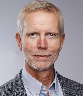 BIVIRKNINGER: Overlege Morten Finckenhagen ved Statens legemiddelverk. FOTO: Statens legemiddelverk