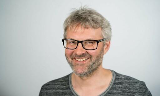ALVORLIG: Nils Hermann Ranum i Regnskogfondet mener det er alvorlig at Shell bruker palmeolje i sine produkter. Foto: Regnskogfondet