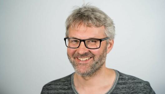 <strong>ALVORLIG:</strong> Nils Hermann Ranum i Regnskogfondet mener det er alvorlig at Shell bruker palmeolje i sine produkter. Foto: Regnskogfondet