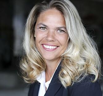 Megler: Jeanette Arnesen Eriksrød har nå solgt hytta. Foto: Aktiv