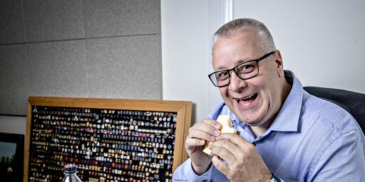image: Brukte 300 000 i året på pins