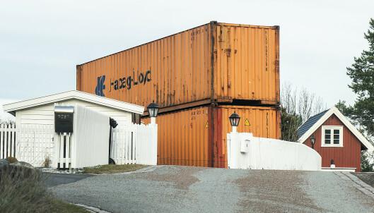Container-aksjonister trues med mulkt fra kommunen