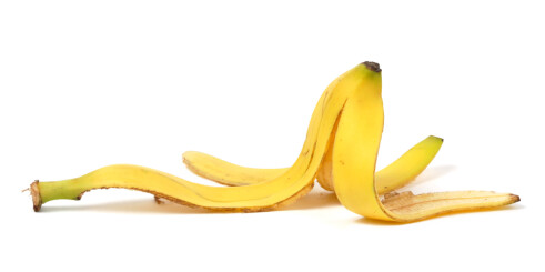 Bananskallet er gull verdt!