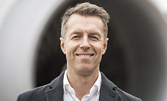 <strong>STAB:</strong> Kommunikasjonsdirektør Lasse Sandaker-Nielsen i Norwegian forteller at selskapet har etablert en egen coronagruppe. Foto: Ole Berg-Rusten / NTB scanpix