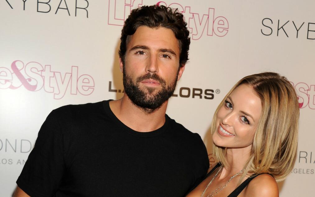 ROMANSERYKTER: Brody Jenner og Kaitlynn Carter får følgerne til å spekulere på om de har funnet tilbake til hverandre. Foto: NTB Scanpix