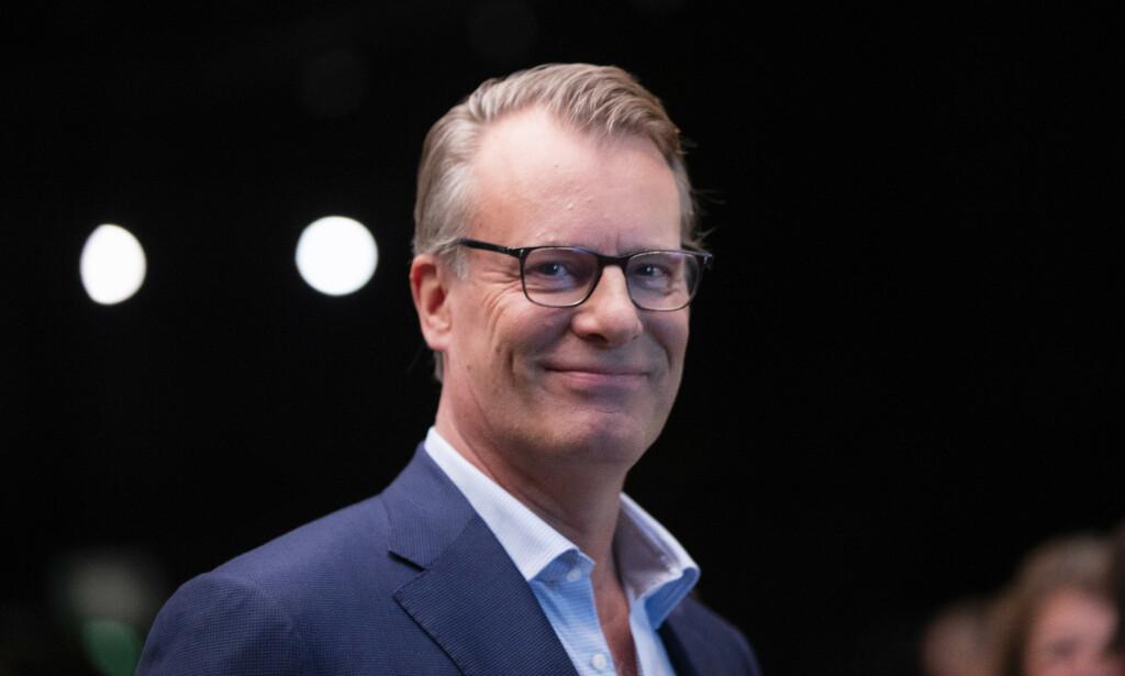 FERD-EIER: Johan H. Andresens selskap Ferd kjøper NRK-tomta på Marienlyst. Foto: Berit Roald / NTB scanpix