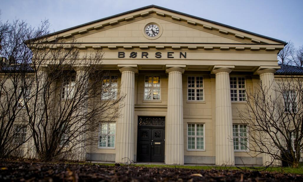 <strong>NYTT FALL:</strong> Oslo Børs åpner med fall også onsdag. Foto: Stian Lysberg Solum / NTB scanpix