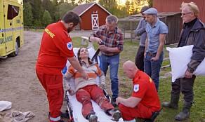 TV 2 tar grep etter dramatisk ulykke