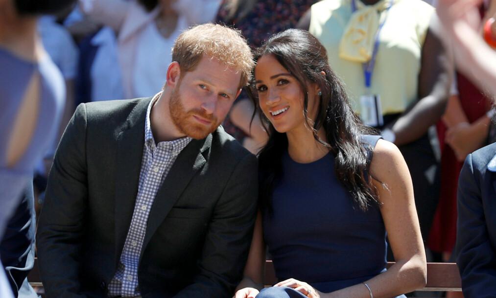 TILBAKE I ENGLAND: Prins Harry er tilbake i Storbritannia - og dropper sin kongelige tittel. Foto: NTB Scanpix