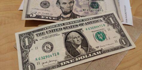 image: Svakeste krone mot dollar på 19 år