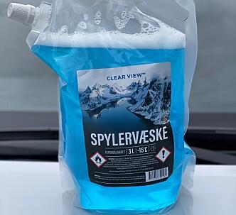 <strong>DYRESTE:</strong> Clear View fra Esso var dyrest i testen med en literspris på 21.30,-. Foto: Jamieson Pothecary