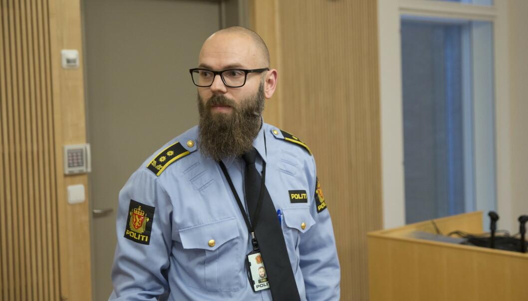 Politiadvokat Bernt Olav Bryge har ansvaret for etterforskningen av hackingen av Dagbladet i fjor høst. Foto: Ole Berg-Rusten / NTB scanpix