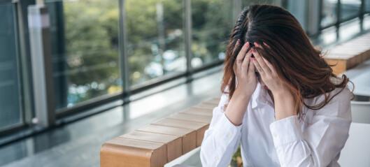 Disse livshendelsene gir risiko for å bli syk av stress