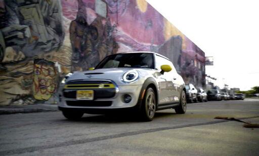 image: - Utrolig «tight» og fin bil