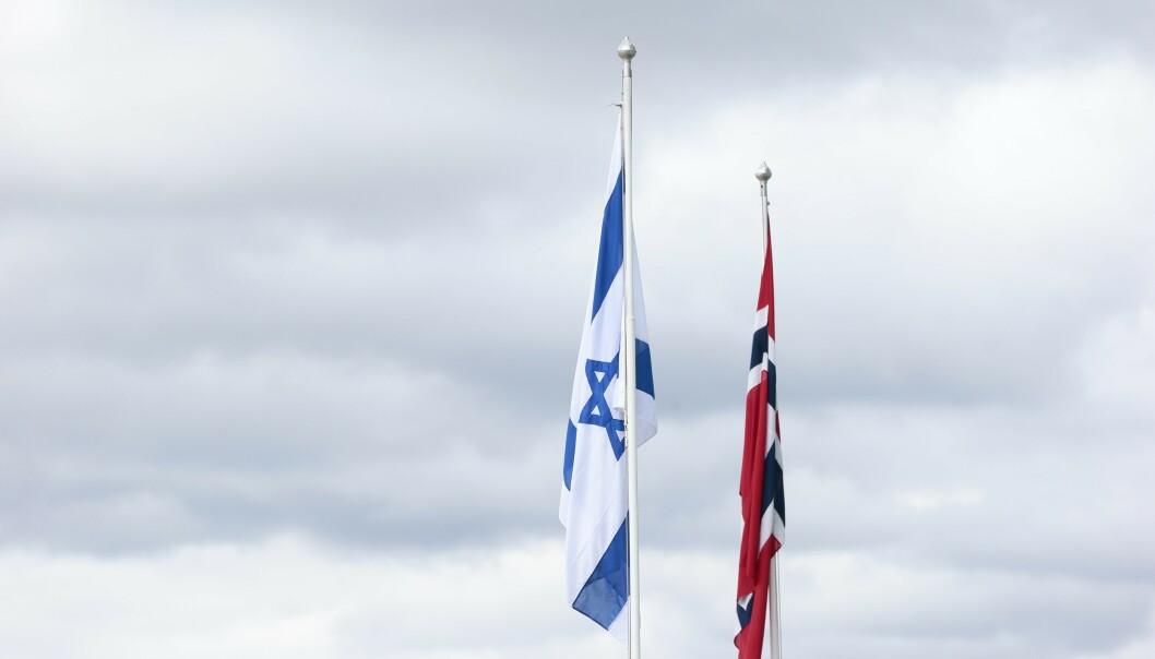 <strong>ØKT HANDEL:</strong> Norge har en økning i både import og eksport med Israel. Foto: Håkon Mosvold Larsen / NTB scanpix