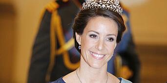 image: Prinsesse Marie sjekket for corona-virus