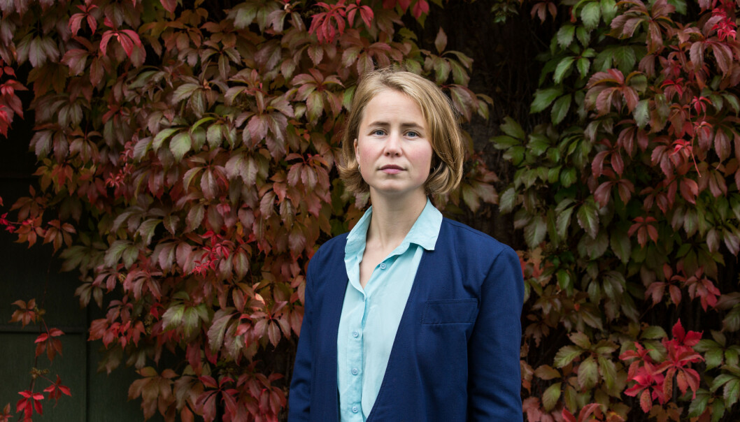 <strong>LYTTER IKKE:</strong> Leder av Framtiden i våre hender, Anja Bakken Riise, mener oljefondet trenerer klimagrep som er vedtatt av Stortinget. Arkivfoto: Mariam Butt / NTB scanpix