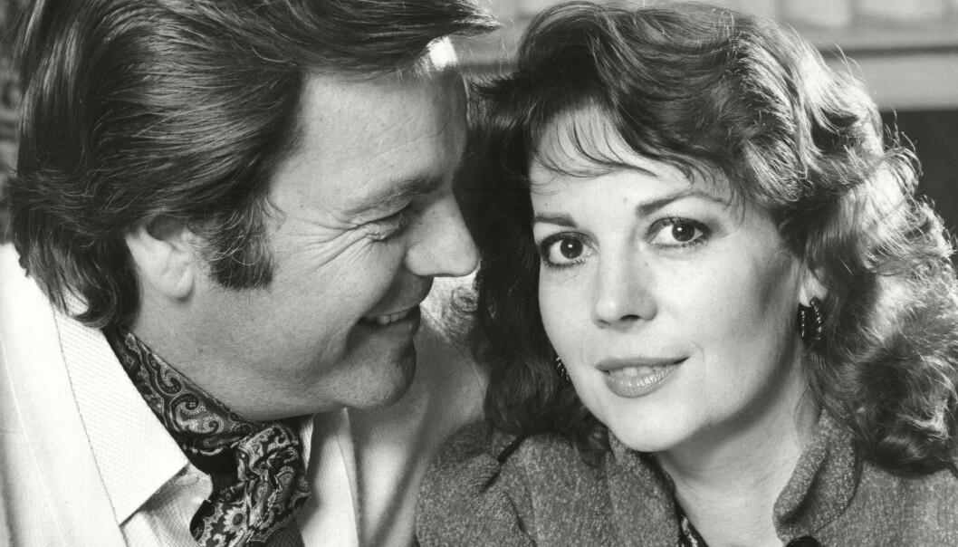 <strong>TURBULENT KJÆRLIGHET:</strong> Robert Wagner og Natalie Wood giftet seg to ganger, og ble sett på som Hollywoods superpar. Dette er fra ekteskap nummer 2. FOTO: NTB Scanpix