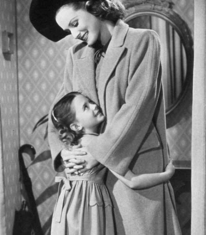 "<strong>BARNESTJERNE:</strong> Bare ni år gammel slo Natalie Wood igjennom i filmen ""Miracle on 34th Street"". FOTO: NTB Scanpix"