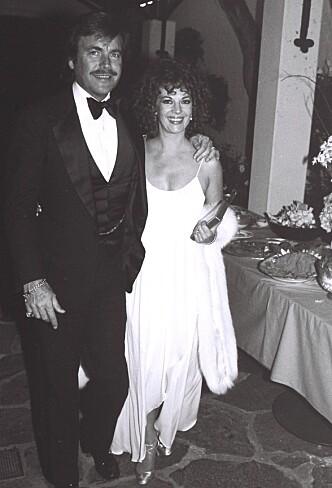 <strong>OSCAR-FEST:</strong> Et halvår før hun døde, deltok Natalie sammen med Robert på Oscar-festlighetene i Los Angeles. Foto: NTB Scanpix