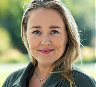 Vi.nos redaksjonssjef Birgitte Hoff Lysholm. Foto: Astrid Waller
