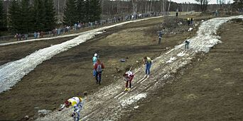 image: Ja, dette bildet viser Falun i 1989