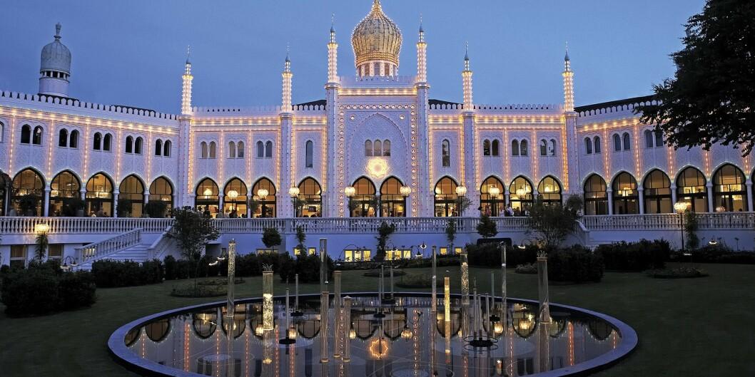 MAGISK: Hotel Nimb midt i Tivoli byr på både eventyr og nordisk stil i ett.