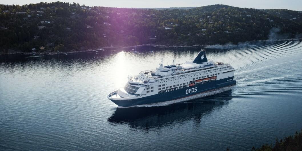 BEHAGELIG: Stig om bord i DFDS og skipene som tar deg til København på best tenkelig måte.